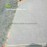 Pedra de pavimentação do assoalho exterior cinzento escuro antiderrapante do granito