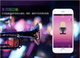 6W Bluetooth 4.0 bulbos elegantes de la seta del control LED del APP del teléfono
