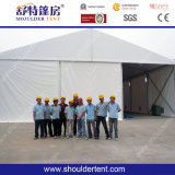 大きい倉庫のテント、記憶のテント