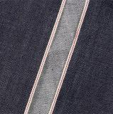 13.5oz Plain gefärbtes Muster und Baumwollmaterielles Schwergewichts- Denim-Jeans-Gewebe 100% 1358096