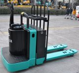 Side Standのアメリカ人Typeとの隙間ゲージ4.0 Ton Electric Pallet Truck