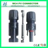 Conector fotovoltaico solar del conector Mc4 para la Sistema Solar (PV-MC)