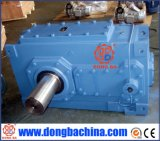 Unidades helicoidais industriais do redutor de velocidade da caixa de engrenagens do eixo paralelo do AO