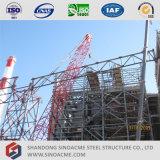 Estructura de acero pesada de la alta subida prefabricada