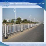 Cerca del aislamiento de la carretera hecha por Steel
