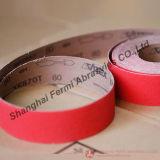 Zirconia-abschleifende versandende Riemen für Metall (VSM u. 3M Rohstoff)
