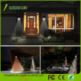 LED luces solares, Solar Powered Wireless Sensor de movimiento impermeable Luz de seguridad, con 3 modos inteligentes para jardín Patio Camino Camino de entrada Patio Porche Escaleras