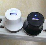 Заряжатель стены штепсельной вилки USB EU цены по прейскуранту завода-изготовителя высокоскоростной с штепсельной вилкой EU для iPhone