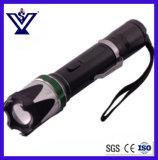 A autodefesa da polícia Stun choque Tazer do injetor com lanterna elétrica (SYYC-26)