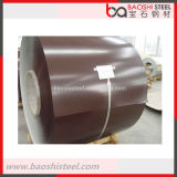 Bobina d'acciaio galvanizzata preverniciata del tetto duro pieno laminata a freddo bobina d'acciaio