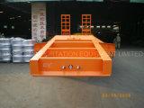 трейлеры палубы шага Tri-Axles 12m