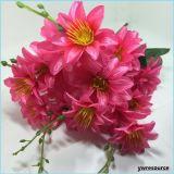 Fiori falsi di seta poco costosi dei fiori artificiali per la decorazione domestica Mariage di cerimonia nuziale