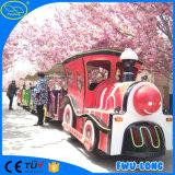 Trem de estrada Trackless, Tran Tourist, fabricante do trem da excursão