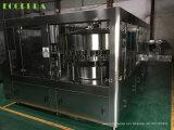Línea de embotellamiento de relleno automática de la máquina/de agua del fregado de las botellas que capsula planta de relleno