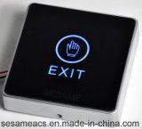 기초 (SB8 Rct)를 가진 적외선 감응작용 접촉 유형 문 출구 단추