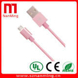 Smartphone를 위한 Colorful 도매 Micro USB Cable