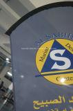 Bandeira personalizada do vôo da pena da praia do Teardrop de Pólo da fibra de vidro (SU-FG6)