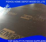 la película 1250X2500 hizo frente a la madera contrachapada de /Shuttering de la madera contrachapada. Madera contrachapada marina