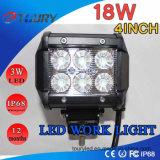 Luz de trabajo del LED para el automóvil / los coches / los vehículos de motor 18W