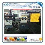 PP de plástico que hace la máquina de gránulos / Co-rotación extrusora de doble husillo