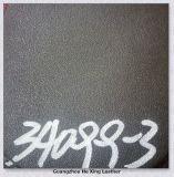 Piel de PVC sintético para la cubierta del asiento de la tapicería del coche del sofá