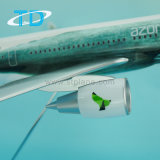 Modello di plastica dei velivoli della scala del Airbus A330-200 1/100 59cm Azzorre