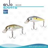 Прикорм рыболовства шестерни приманки ручки отмелый с крюками Bkk дискантовыми (SB3109)