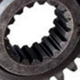 Шестерни, сделанные из нержавеющей стали, используемые для инженерства