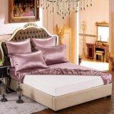2017組の新しい到着の純粋なクワ絹の寝具セット