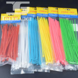 De nylon Band van de Kabel met 100PCS /Pack