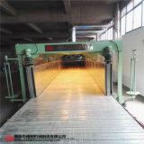 Machine de émulsion d'éponge horizontale de polyuréthane