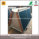 Scambiatore di calore aria-acqua di rame per il raffreddamento industriale