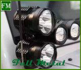 Jeep Wrangler Jk una Columna LED Lámparas de disparo del punto de luz
