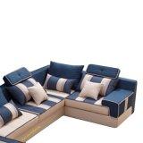 Sofà domestico elegante moderno del tessuto del salone della mobilia (F903)