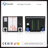 電力配分のための35kv開閉装置の情報処理機能をもったコントローラ