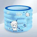 piscine gonflable de PVC de jardin rond de famille de 110cm pour des gosses