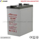 Bateria 2V1500ah acidificada ao chumbo recarregável para solar