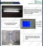 Tube de PVC de capot de Module de ventilation/vapeur de laboratoire