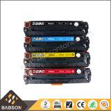 Babson importó el cartucho de toner compatible del polvo CB540 para HP Cp1215 Cp1312 Cp1515n Cp1518 para Canon Lbp5050/Mf8050cn/8030cn