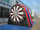 Dardos infláveis gigantes do jogo/futebol do dardo para miúdos e adultos