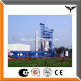 Planta de mezcla de pequeña capacidad del asfalto, planta del mezclador del tambor del asfalto