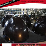 Moulage en plastique d'injection industrielle de casque