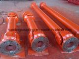 Asta cilindrica di azionamento del Pto dell'asta cilindrica di cardano per strumentazione meccanica