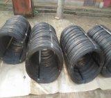 黒によってアニールされるワイヤーまたは黒い鉄ワイヤーまたは黒いアニールされた結合ワイヤー