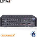 Amplificador do equalizador da distorção das canaletas 220V de AV-7183 25W 2 baixo