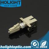 Het hybride Mannetje van de Adapter LC aan Multimode het Wijfje van Sc