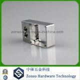 Piezas de maquinaria de proceso de aluminio del recambio del CNC del OEM