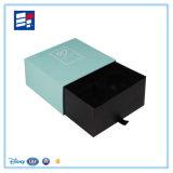 Diseño personalizado de papel impreso caja de cartón de cosmética para el embalaje