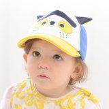 15007 100% sombreros del bebé de Casquette 36-48 cm del buho del algodón