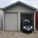Garage prefabbricato della struttura d'acciaio